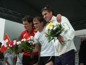 Podium Masculino WOC 2008