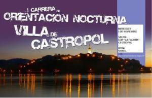 Orientación Nocturna en Castropol