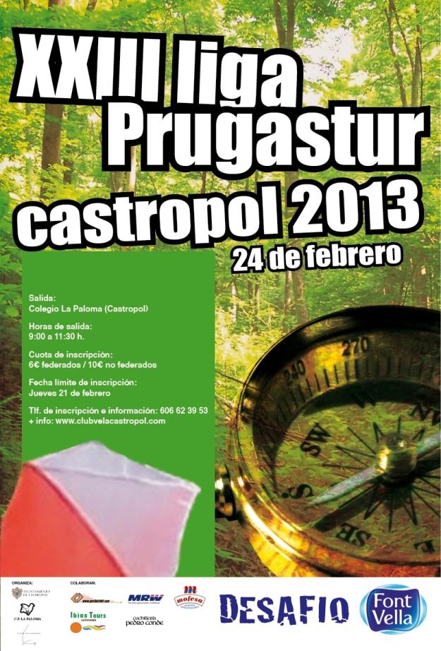 CASTROPOL 2013 LIGA