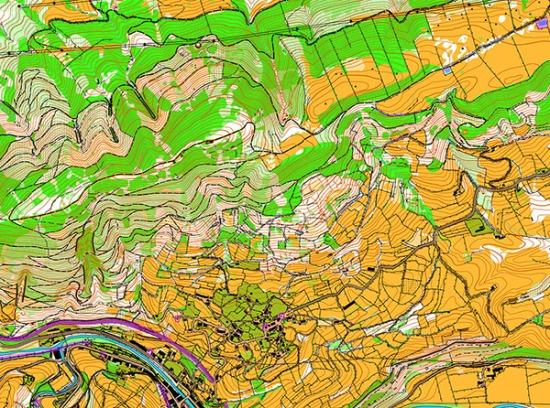 Mapa Zona Cayón 2015-6
